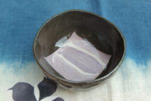 練込タタラ鉢