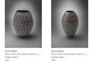 NY ARTSY  Maeda Hideo