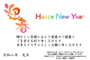迎春 Happy New Year